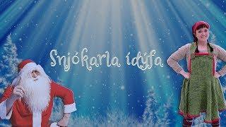 Gambar cover 15. desember 2019 - Snjókarla ídýfa - Jóladagatal Hurðaskellis og Skjóðu
