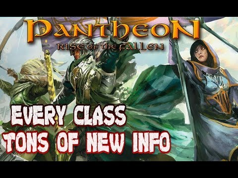 Big Update on Every Class
