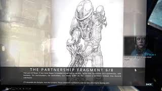 Warframe (Story) - Partnership Fragments (Transmissions)