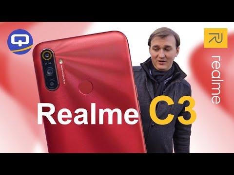 Realme C3, игровой