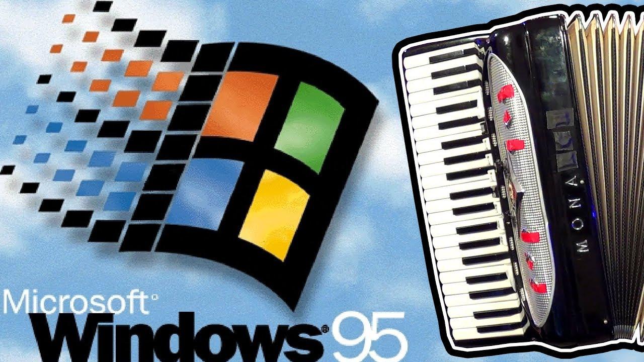 Windows 95 Startup Sound On Accordion