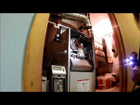 Replacing a comfortmaker heat exchanger start to finish part 1 of 2
