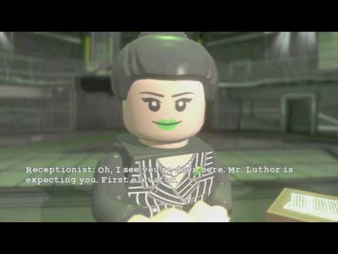 LEGO Batman 2: DC Super Heroes ~ Level 9: Research and Development (Story Mode Guide)