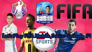Video Let's Play Fifa Mobile Soccer Episode 1|HD download MP3, 3GP, MP4, WEBM, AVI, FLV Desember 2017