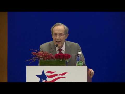 """The North Korea Conundrum"" - The Honorable William J. Perry, 2017 Barnett-Oksenberg Lecture"