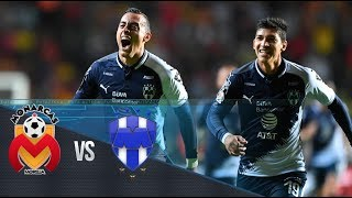 Monarcas 2-3 Rayados | J7 - Clausura 2019 - Resumen