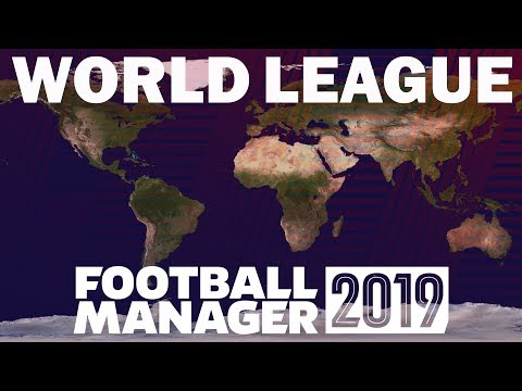 Which Club Would Win A World Super League? | Part 1 | Football Manager 2019 Experiment