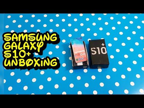 Samsung Galaxy S10+ unboxing for Barbie Dolls | DIY Miniature | Dollhouse