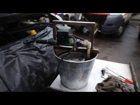 промывка печки автомобиля,чистим радиатор печки не снимая ее,как промыть печку автомобиля