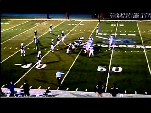 Mike Murphy 2013 football highlight film