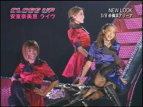 【安室奈美恵】 ☆ 全国アリーナツアー ♪  Namie Amuro Live Tour 2008-2009