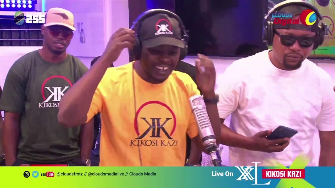 Download Kikosi Kazi Kazini (Live Radio Version) XXL Ya CloudsFm