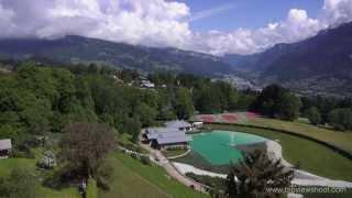 Vidéo drone Combloux - Topview Shoot