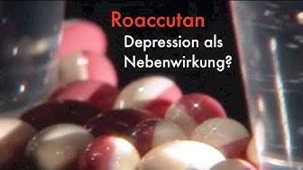 Eindrücklicher Bericht über Aknenormin/Roaccutan (Isotretinoin): Gefährliche Nebenwirkungen