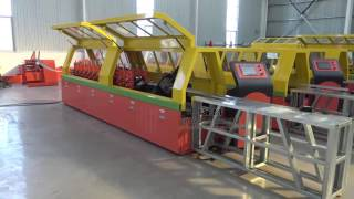 U profile keel roll forming machine(contact me: Liming8@chinaformingmachine.com The machine is all attached to the frame to support the floors, roofs and walls of a building. they can divide one ..., 2016-09-18T02:54:56.000Z)