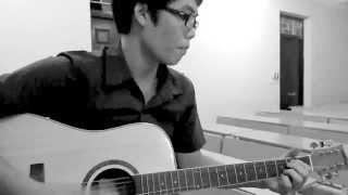 Hương Tràm - Ngại ngùng (Guitar cover)
