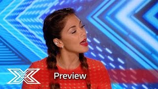 Preview: Nicole makes a good impression | The X Factor 2016