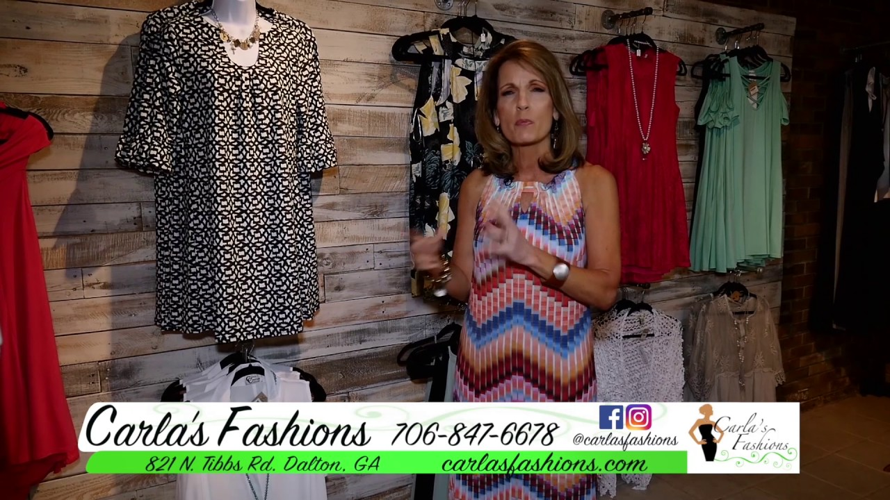 Carla's Fashions - New Location on North Tibbs Road, Dalton GA