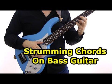 Strumming Chords On Bass (Stanley Clarke, Les Claypool, Victor Wooten etc)