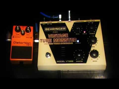 Beheringer Tube Monster vs Boss DS1