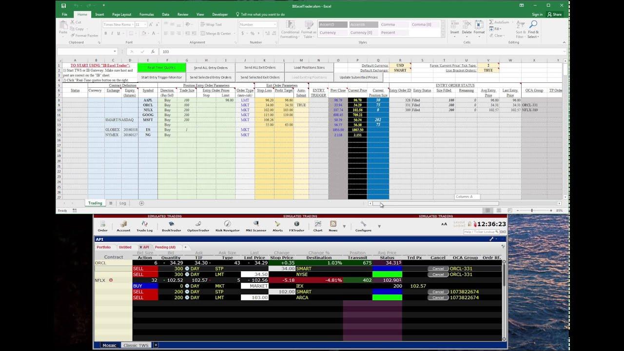 Ahok trading live demo forex
