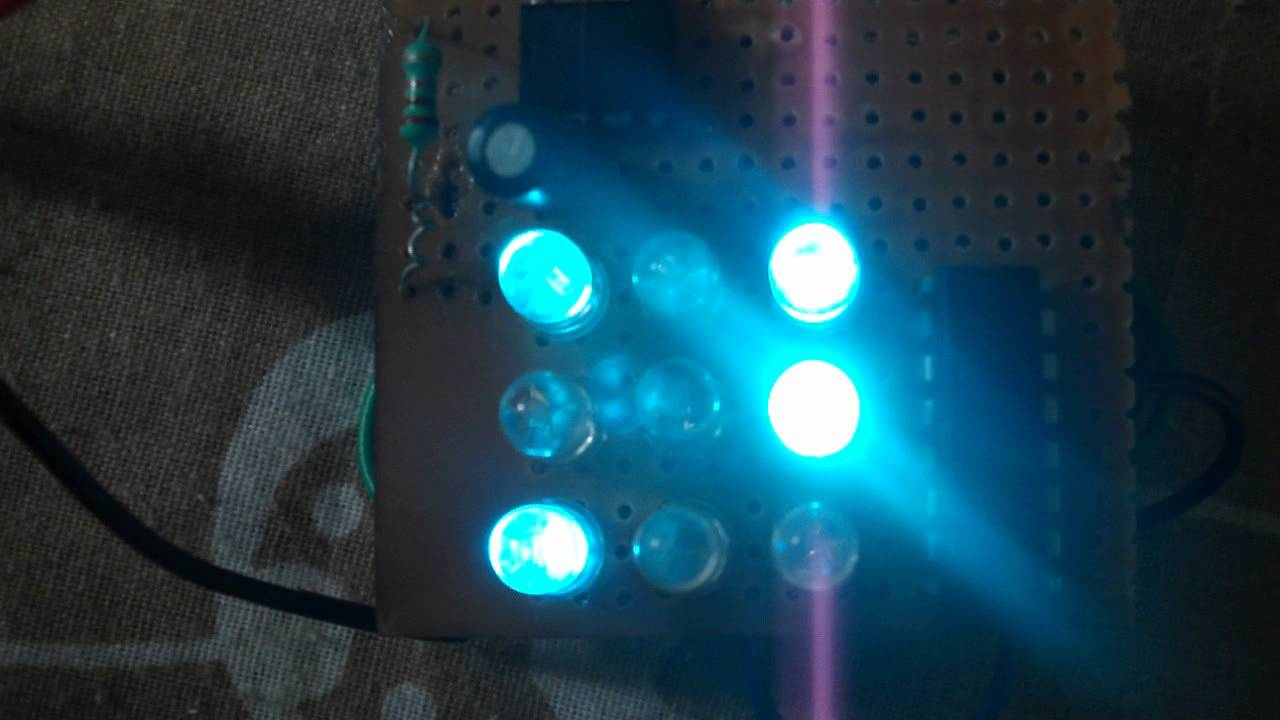 Circuit 1 Led Blinker Circuit 2 Led Blinker Circuit 3