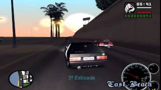 Gol Turbo Gta Sa