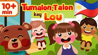 LuLu Skip to My Lou in Filipino | Awiting Pambata Nursery Rhymes Compilation