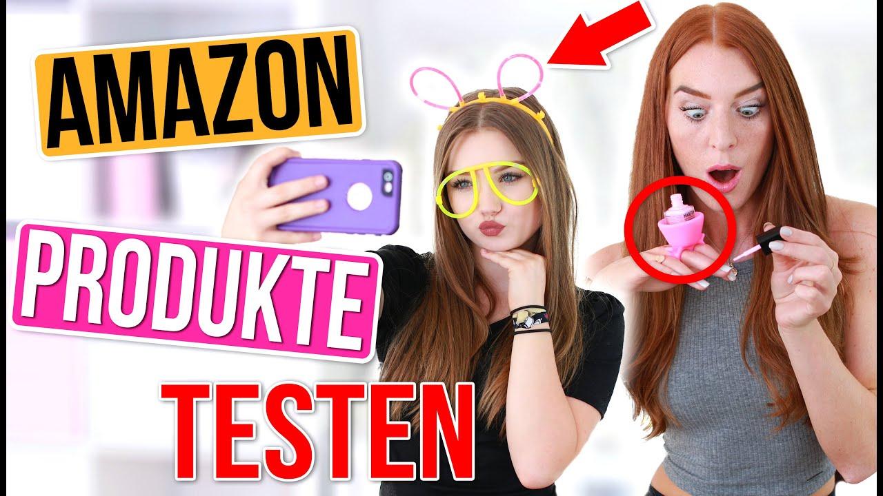 Amazon Produkte Testen