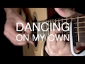 Dancing On My Own Calum Scott Fingerstyle Guitar Cover By Albert Gyorfi TABS mp3