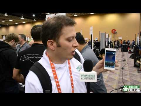 Huawei Ascend D2 Hands On and First Look