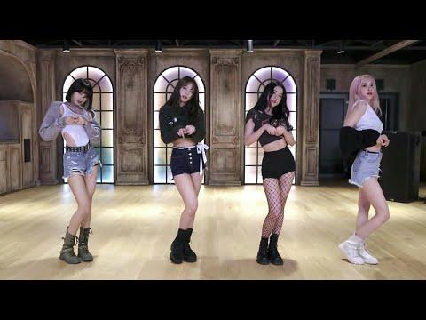 [BLACKPINK - Lovesick Girls] dance practice mirrored