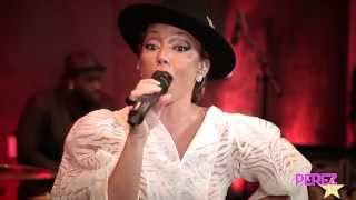 Dessy Di Lauro-Let Me Hear You Say Hep Hep ft. ANON (Perez Hilton Performance)