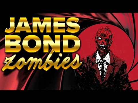 JAMES BOND ZOMBIES ★ Call of Duty Zombies