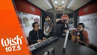 """Orange and Lemons performs """"Just Like A Splendid Love Song"""" LIVE on Wish 107.5 Bus"""