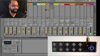 My Ableton Rig - Softstep 2 by Keith McMillen Instruments
