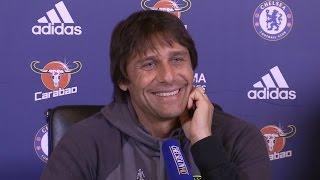 Antonio Conte Full Pre-Match Press Conference - Chelsea v West Bromwich Albion