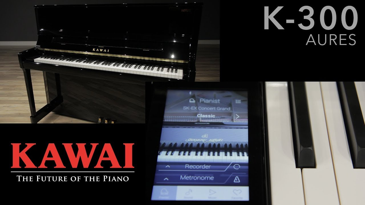 Kawai Pianos - Turners Keyboards