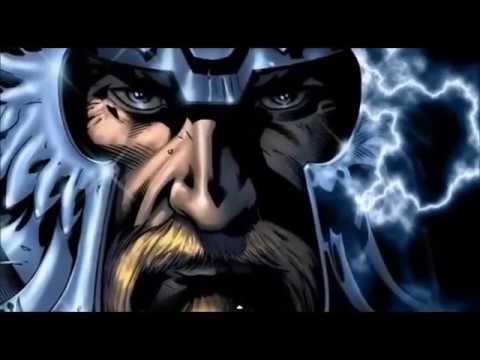 Manowar - Thor - The Brave...