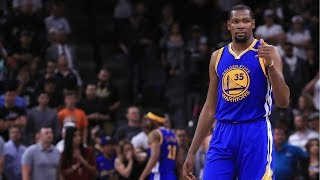 Download Kevin Durant's VERY BEST Plays from 2016-2017 Regular Season & Playoffs! Mp3 and Videos