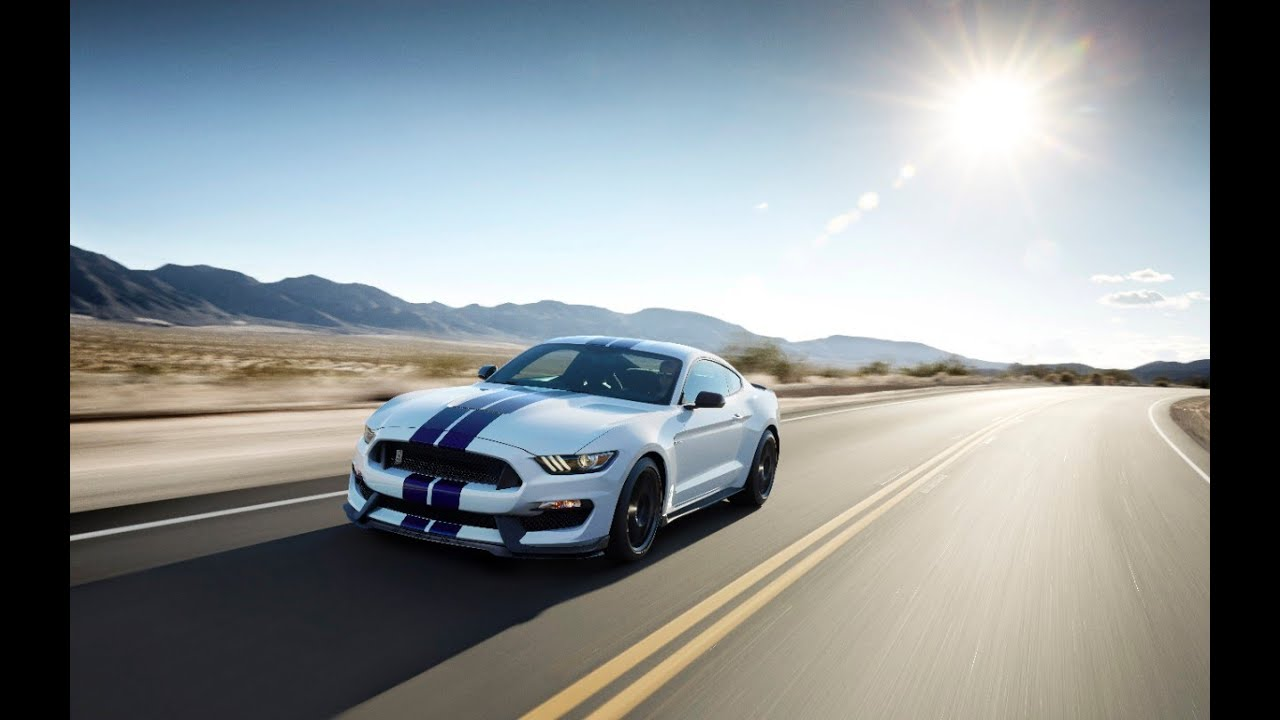 2016 ford shelby gt350 mustang running footage automotive addicts