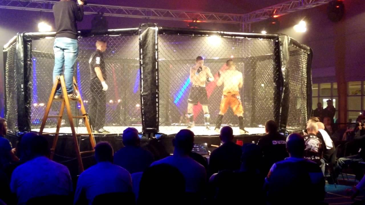 Christoffer Holgaard vs. Sayed Davoud - FG Fight Night 18 - Danish Amaetur MMA