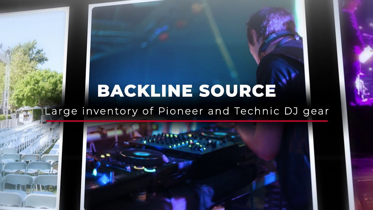 Backline Source Instrument Rentals