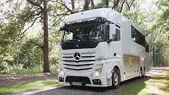 Luxury Motor Homes-VARIO Signature 1200 Made in Germany-of Mercedes Benz Actros 2553 € 1,100 000 .--