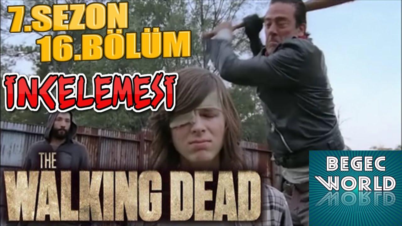 The Walking Dead 7sezon 16bölüm Incelemesi Taktik Maktik Yok Bam