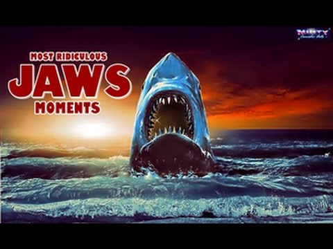 Most Ridiculous Jaws Moments