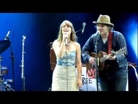 Feist & Jeff Tweedy (Wilco) - You And I @ Way Out West, Gothenburg