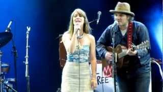 Feist & Jeff Tweedy (Wilco) - You And I @ Way Out West, Gothenburg