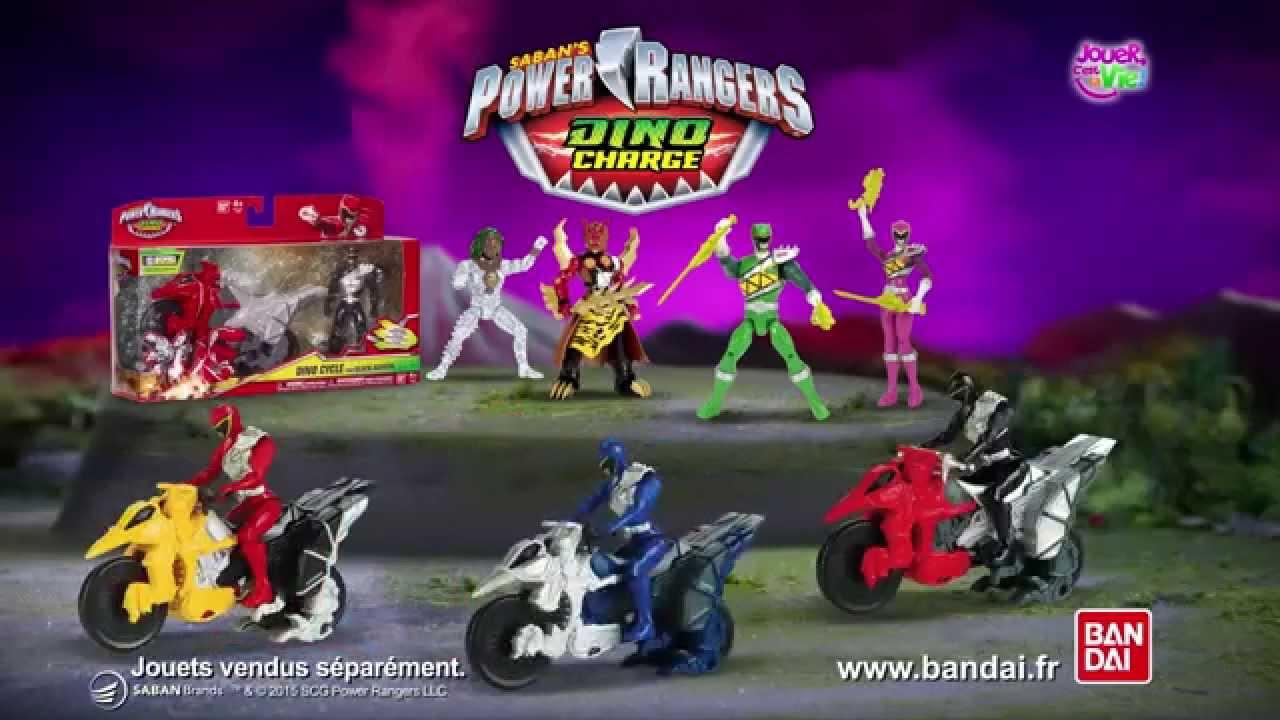 power rangers dino charge moto raptor figurine dino charge 12 cm youtube. Black Bedroom Furniture Sets. Home Design Ideas