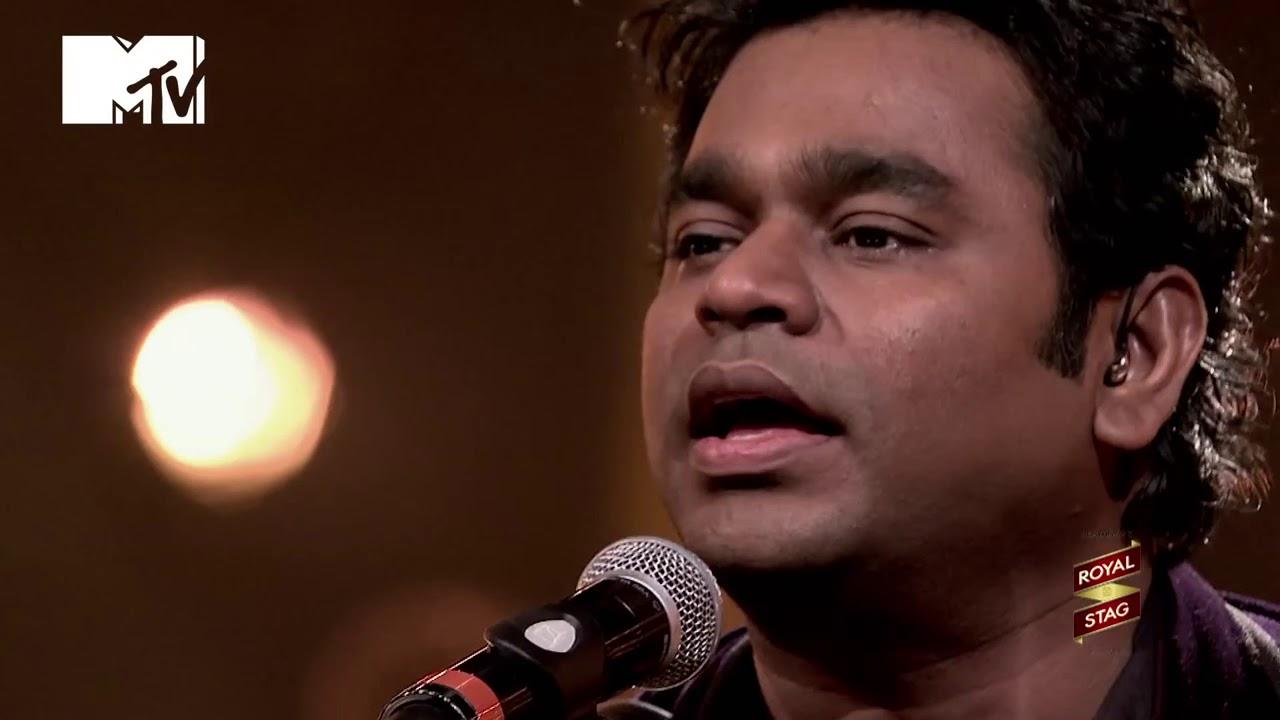 A.R. Rahman - MTV Unplugged Season 2 - Ye Jo Des by Prabu ...